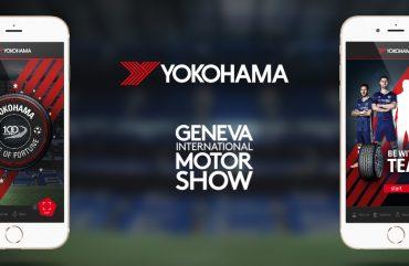 Yokohama APP - GENEVA MOTORSHOW